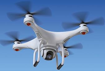 seguranca com drone